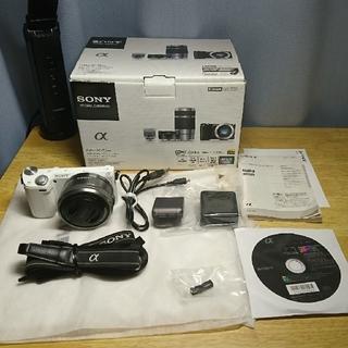 SONY - SONY nex-5R ミラーレス カメラ