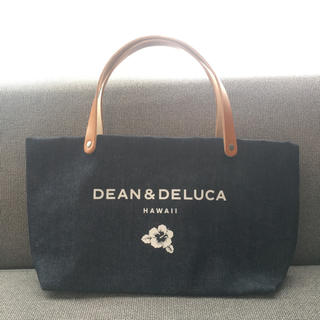 ディーンアンドデルーカ(DEAN & DELUCA)のDEAN&DELUCA 【ハワイ限定】デニム トート(トートバッグ)