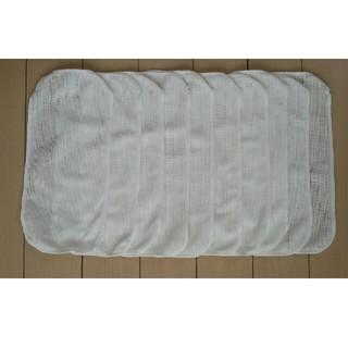 ニシマツヤ(西松屋)の西松屋 新生児  おむつかぶれ防止用ネット10枚セット(布おむつ)