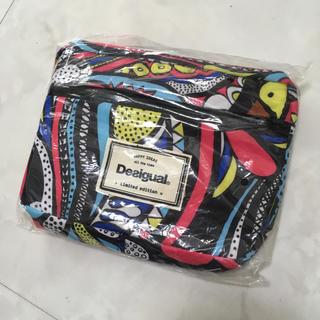 デシグアル(DESIGUAL)のdesigual デシグアル ノベルティ バッグ ボストン 新品未使用 非売品(ボストンバッグ)