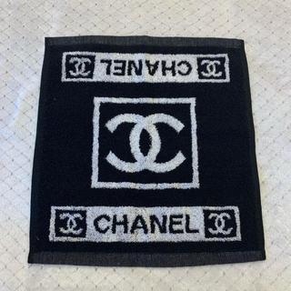 シャネル(CHANEL)のCHANEL タオル(ハンカチ)