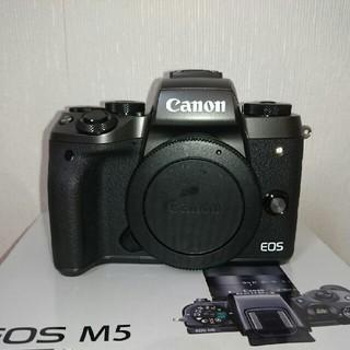 Canon - Canon EOSM5ボディ