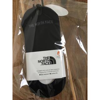 ザノースフェイス(THE NORTH FACE)のNORTHFACE ノースフェイス 靴下 男女兼用 Sサイズ(ソックス)