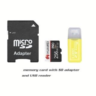 新品 256GBマイクロ SD カード HUAWEI 送料込み(PC周辺機器)