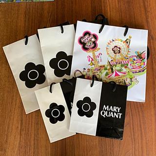 マリークワント(MARY QUANT)のマリクワ☆ショッパー(ショップ袋)