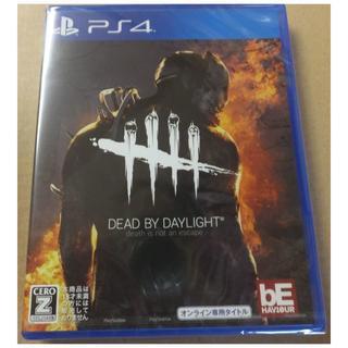 PlayStation4 - 日本版・Dead by Daylight・新品・PS4