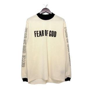 FEAR OF GOD - フィアオブゴッド ■FIFTH COLLECTIONメッシュモトクロスカットソー