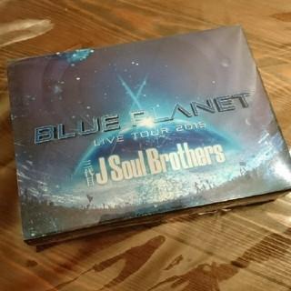 サンダイメジェイソウルブラザーズ(三代目 J Soul Brothers)の三代目JSoulBrothers BLUE PLANET DVD  3枚組 (ミュージック)