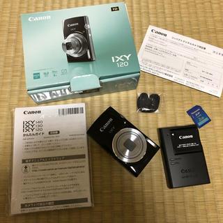 Canon - SONY デジカメ Canon IXY 120