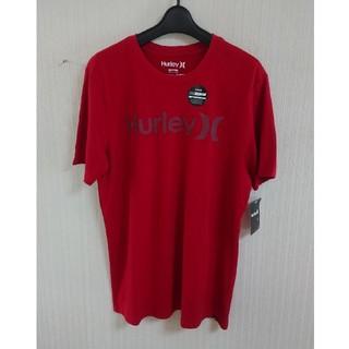 ハーレー(Hurley)のHurley ハーレー Tシャツ 赤(Tシャツ/カットソー(半袖/袖なし))