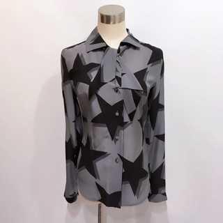 Vivienne Westwood - 新品同様 ヴィヴィアンウエストウッド アングロマニア 星柄 ブラウス シャツ