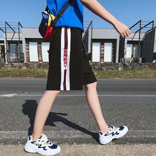 ◯【新商品】グレイト ショート パンツ 黒 ブラック(ショートパンツ)