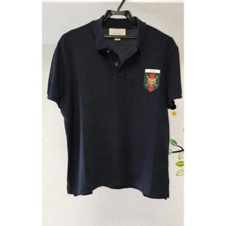 Gucci Tiger Patch Polo グッチ タイガー パッチ ポロ