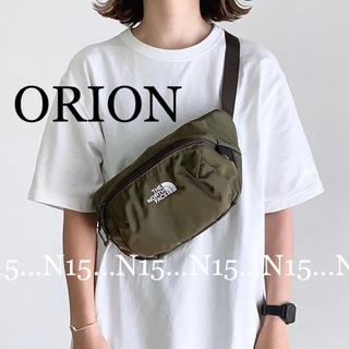 THE NORTH FACE - ノースフェイス オリオン ニュートープグリーン ORION NM71902 NT
