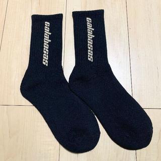 カラバサス ソックス 靴下 BLACK carabasasu