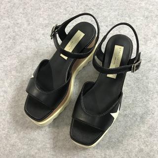 ステラマッカートニー(Stella McCartney)のStella McCartney  靴/シューズ サンダル パンプス 38(サンダル)