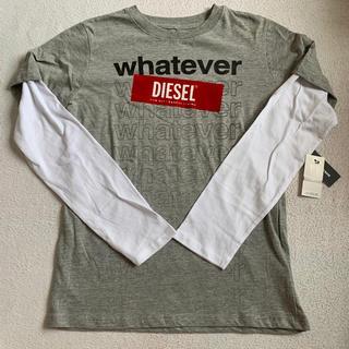 ディーゼル(DIESEL)のDIESEL  ボーイズ 長袖 Tシャツ L(Tシャツ/カットソー)