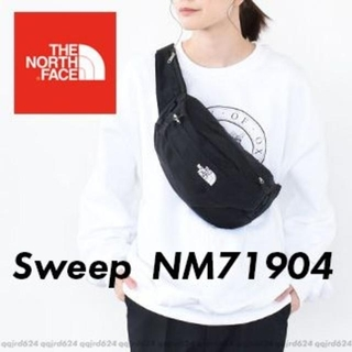 THE NORTH FACE - 黒★THE NORTH FACE★SWEEP K NM71904 新品未使用品