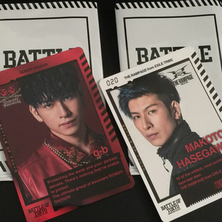 THE RAMPAGE - BATTLE OF TOKIO✩.*˚長谷川慎