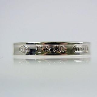 ティファニー(Tiffany & Co.)のTIFFANY/ティファニー 925 ナロー 1837 リング 17号[f8-1(リング(指輪))