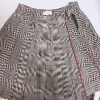 リズリサ(LIZ LISA)のプリーツスカート(ミニスカート)