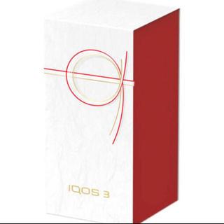 アイコス(IQOS)の限定品 iQOS3(タバコグッズ)
