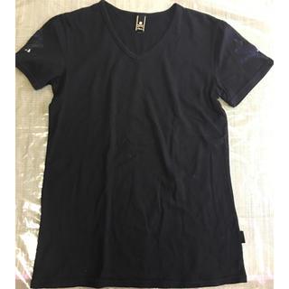 Roen - 中古◆美品◆ロエン◆Tシャツ◆カットソー◆スカル◆スパンコール