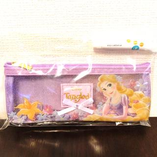 ディズニー(Disney)のディズニープリンセス ラプンツェル 歯ブラシポーチセット(歯ブラシ/デンタルフロス)
