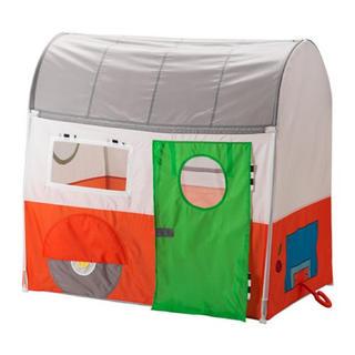 イケア(IKEA)のIKEA テント ヘマホース(知育玩具)