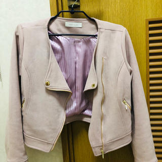 CECIL McBEE - セシルマクビー ピンク ジャケット