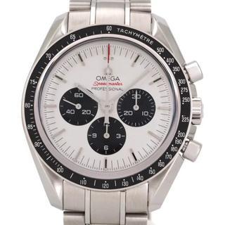 オメガ(OMEGA)のオメガスピードマスター-パンダフェース文字盤2020東京オリンピック限定版(腕時計(アナログ))
