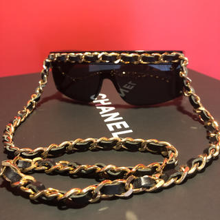 シャネル(CHANEL)の25万円購入 CHANEL vintage sunglasses(サングラス/メガネ)