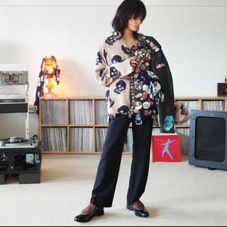 サンシー(SUNSEA)の【SUNSEA】SNM-Blue TekeTeke Pants(スラックス)
