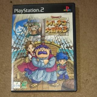 プレイステーション2(PlayStation2)のトルネコの大冒険3 不思議のダンジョン(家庭用ゲームソフト)