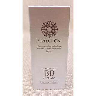 PERFECT ONE - パーフェクトワン 薬用ホワイトニングBBクリーム ピンクナチュラル
