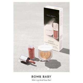 Sephora - fenty beauty フェンティビューティー グロス ハイライト セット