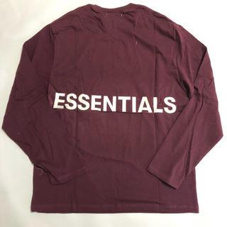 フィアオブゴッド(FEAR OF GOD)のFOG Essentials Boxy Graphic L/S Tee(Tシャツ/カットソー(七分/長袖))