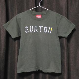バートン(BURTON)のBurtonバートン Tシャツ カーキ レディース Sサイズ(Tシャツ(半袖/袖なし))