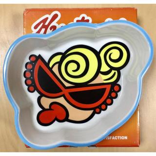 ヒステリックミニ(HYSTERIC MINI)のヒスミニ☆正規品☆新品☆オーブンディッシュ☆深皿☆大☆水色☆グラタン☆食器(食器)