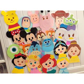 ハンドメイド 壁面飾り Kidea キデア ディズニー キャラクター まとめ売り フリマアプリ ラクマ