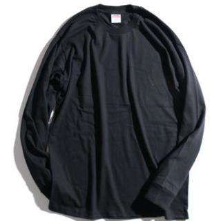 シュプリーム(Supreme)のsupreme 新品 無地ロンT(Tシャツ(長袖/七分))