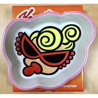 ヒステリックミニ(HYSTERIC MINI)のヒスミニ☆正規品☆新品☆オーブンディッシュ☆深皿☆大☆ピンク☆グラタン☆食器(食器)