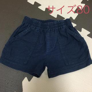 ニシマツヤ(西松屋)の80サイズ 西松屋短パン(パンツ)