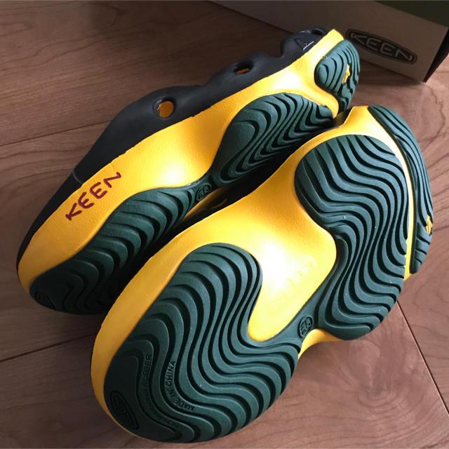 KEEN(キーン)の☆新品未使用☆KEENキーン☆サンダル ヨギ☆メンズ☆25.0cm☆ メンズの靴/シューズ(サンダル)の商品写真