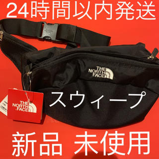 THE NORTH FACE - the north face sweep ブラック スウィープ 新品 未使用