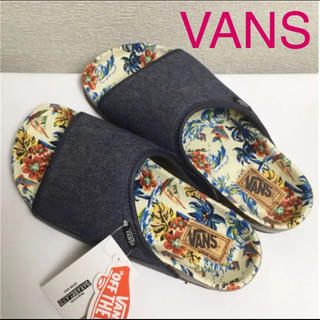 VANS - 新品 正規品 VANS サンダル VAMUDA バミューダ バンズ 25cm