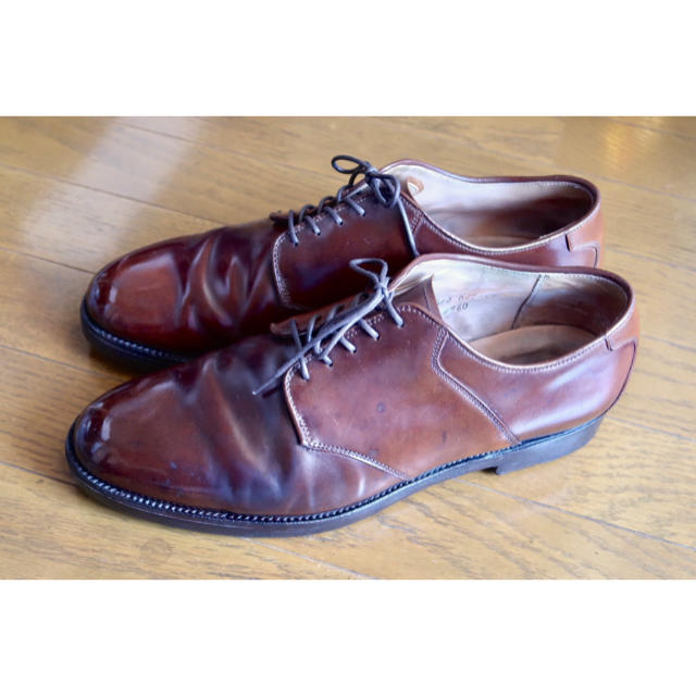 Alden(オールデン)の追加画像  【レアカラー】Alden オールデン ラベロ コードバン 10E メンズの靴/シューズ(ドレス/ビジネス)の商品写真