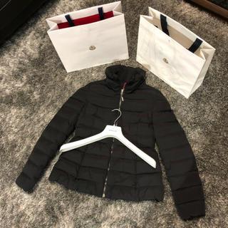 MONCLER - モンクレール 国内正規品 FRAISE ジャパンタグ ブラック 美品 サイズ2