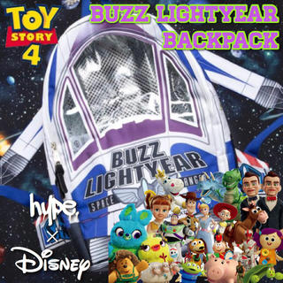 トイ・ストーリー - 新品未開封♡Hype × Disney バズライトイヤー リュックサック