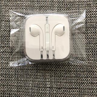 アイフォーン(iPhone)のiPhone専用イヤホン(ヘッドフォン/イヤフォン)